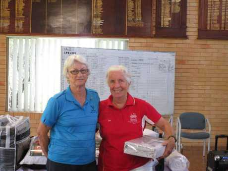 DIVISION 1 WINNER: Jan Edwards stormed the field in Division 1 at the Nanango Women's Open Day.Photo Contributed
