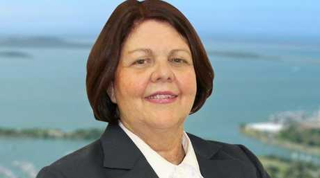Former Gladstone mayor Gail Sellers.
