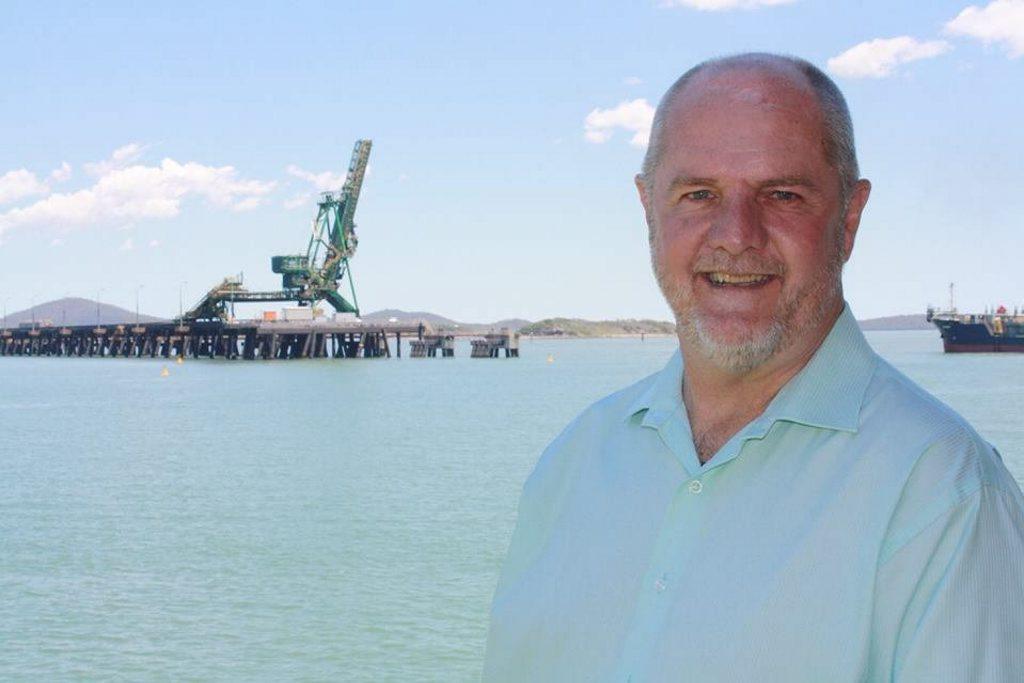 Rick Hansen, councillor candidate 2016