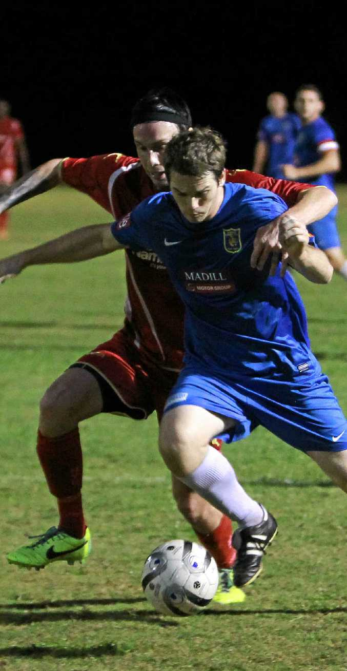 EXPECTATIONS: Noosa Lions will look to kick off their FFA Cup campaign tomorrow night against Caloundra after their dream run in last year's competition.