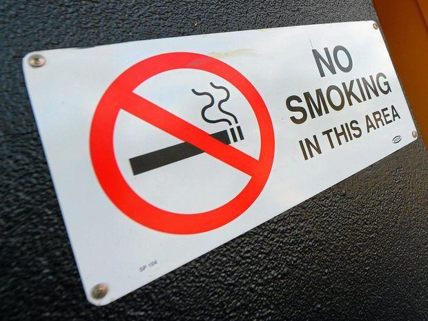 History of smoking laws