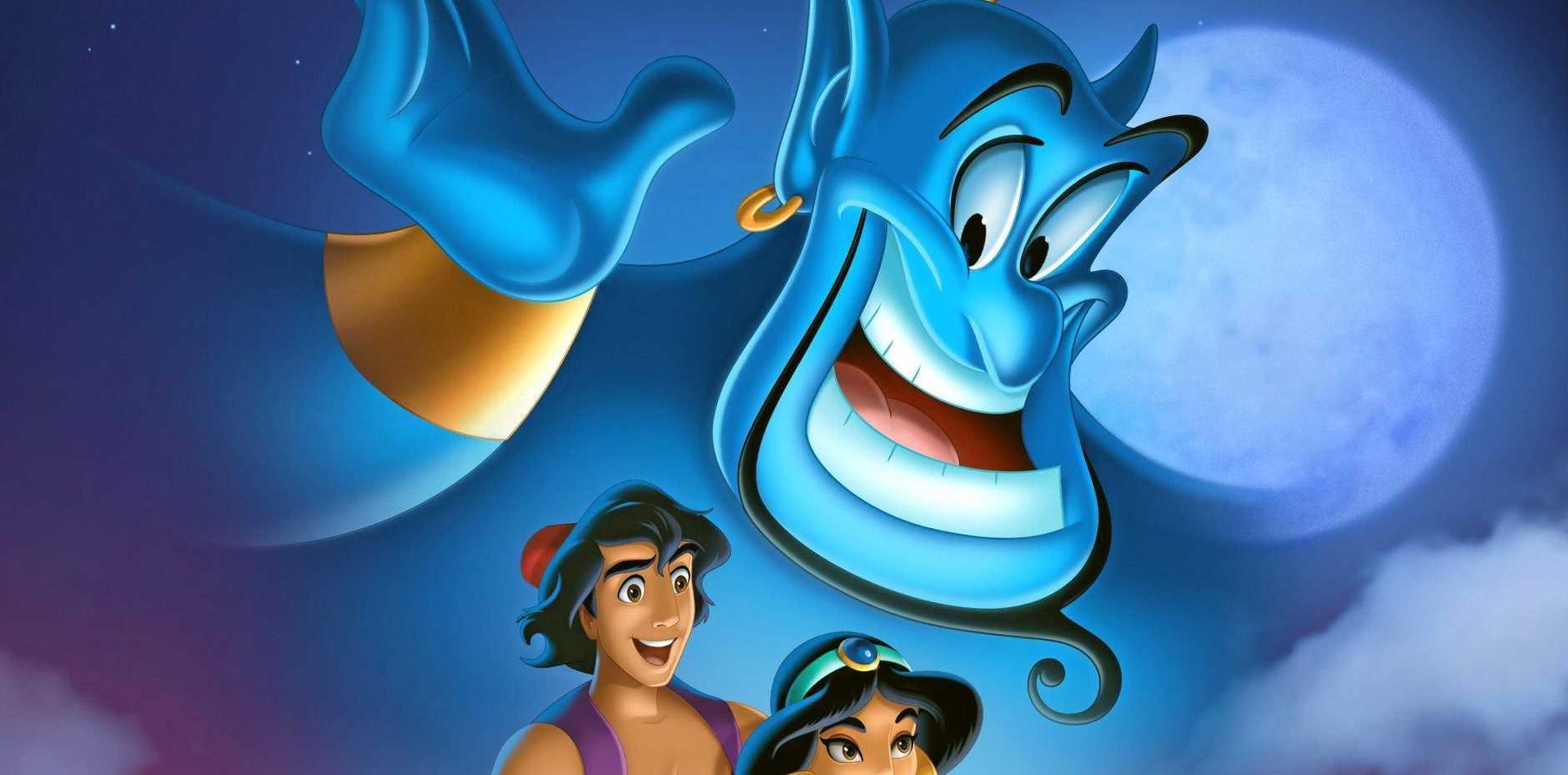 Disney reveals cast for live action remake of Aladdin