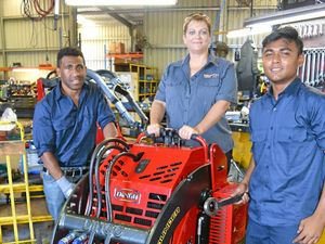 Work for the Dole leads to new start