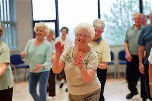 Information session on Strength Training for Long term health benefits