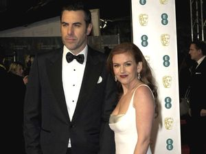 Isla Fisher worried Sacha Baron Cohen will get arrested