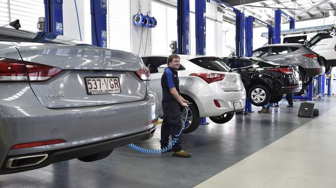 SERVICE PLEASE: Don't be afraid to ask questions of the garage servicing your car.