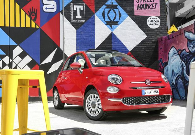 UPDATES: New style, tech and comfort for refreshed Fiat 500, and prices starting from $19,000 drive away for the hatch and $23,000 driveaway for the Cabrio