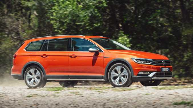 Volkswagen has launched its new Passat Alltrack.