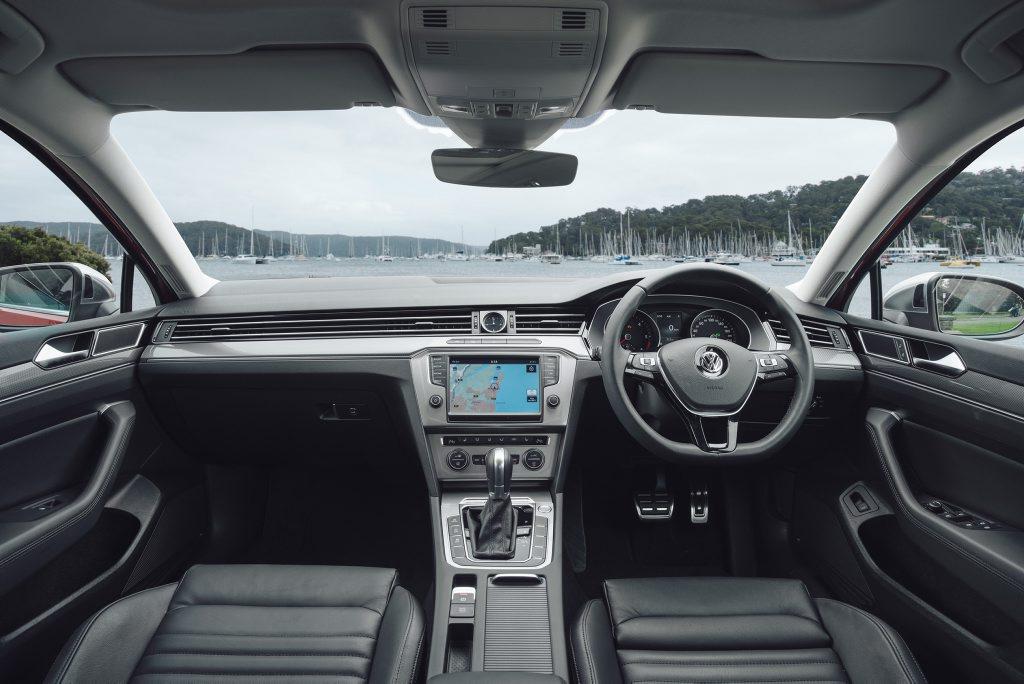 Volkswagen has launched the 2016 model Passat Alltrack.