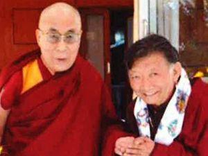 All about monk visiting Rocky - Lama Choedak Rinpoche