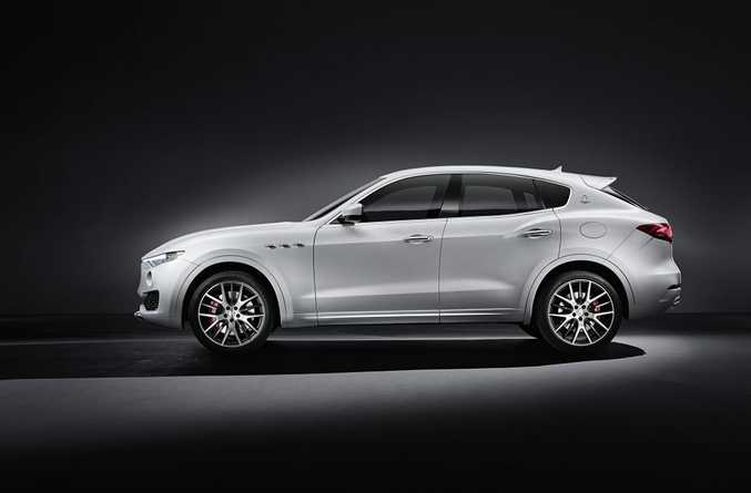 Maserati Levante SUV. Photo: Contributed