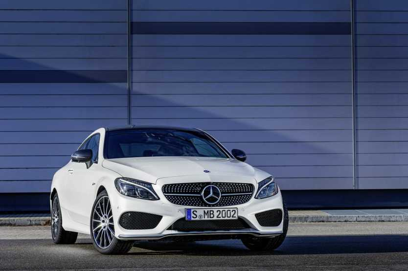 2016 Mercedes-AMG C43 Coupe. Photo: Contributed.