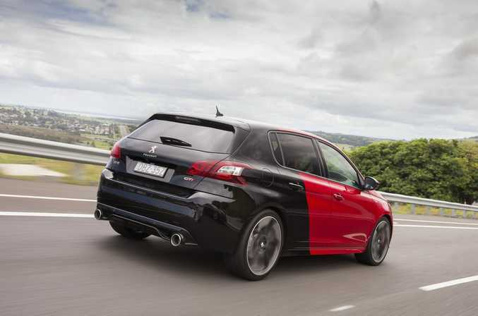 Peugeot 308GTi 270. Photo: Contributed