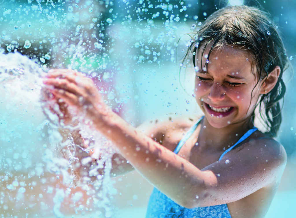 AQUATIC ACTIVITIES: Ripley will host a family fun day tomorrow.