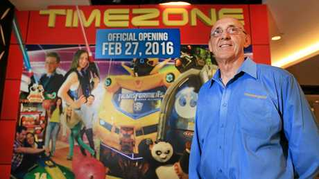 FAMILY FUN: Timezone  Owner Juan Uribe is looking forward to the family fun centre's return to Coolangatta.