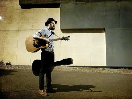 Singer songwriter Ben Wilson has not looked back after winning Best Male Performer in the 2014 Young Songwriters Competition.