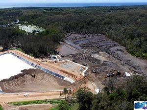 Progress in Urunga wetlands clean-up