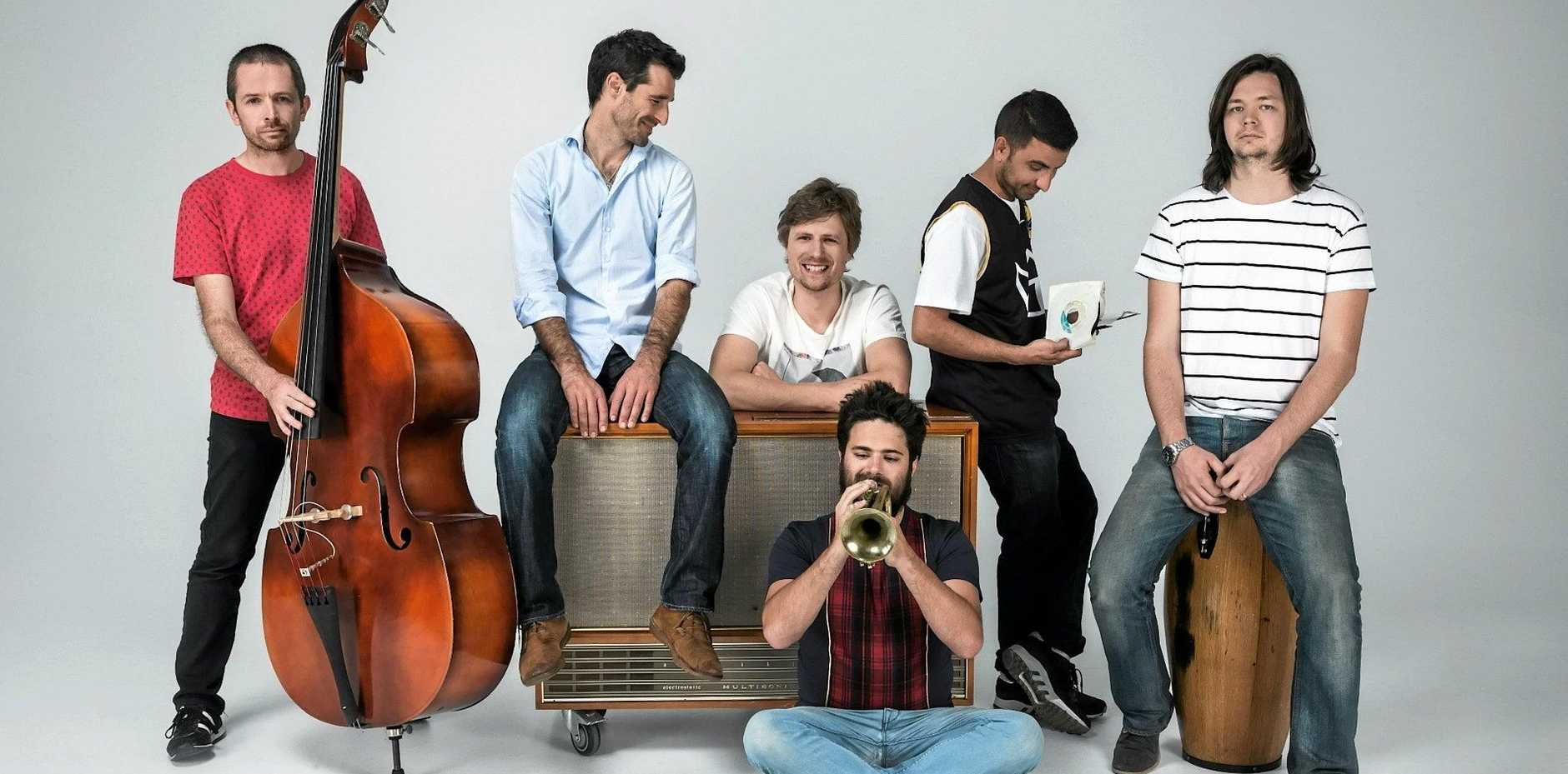 COMING UP: The Cat Empire is an Australian ska and jazz band formed in 1999 coming to Bluesfest 2016.
