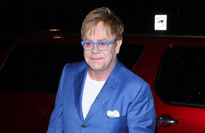 Sir Elton John has always had a complicated relationship with his mother and father.