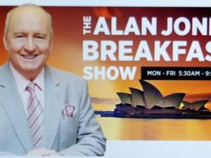 Alan Jones makes public bet