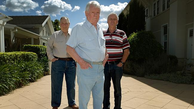 Seniors United Party of Australia (SUPA) members