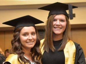 TAFE graduates celebrate