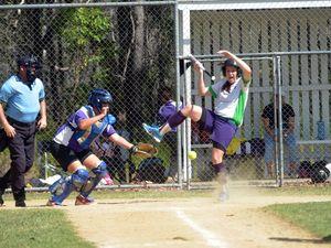 Bundy Softball - 27 Feb 2016