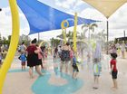 Opening of Splash'n'Play at Providence Ripley. Photo Inga Williams / The Queensland Times