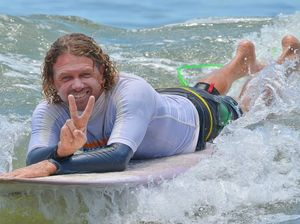PHOTOS: Ideal conditions for Longboard Classic at Agnes