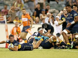 Waratahs wary of Brumbies after big first-round win