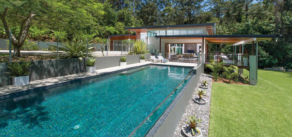 APPEALING PROSPECT: The latest Boystown prize to be drawn on March 4 features a $1.68 million Buderim hinterland property surrounded by rainforest.