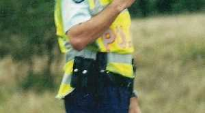 SEVERAL POSTINGS: Det Snr Const Russell Sheehan during his time at Childers between 1998 and 2000.