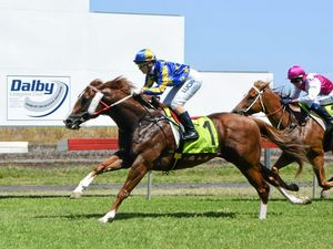 Dalby race club lets results do its talking