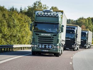 Scania and Ericsson join forces for transport efficiency