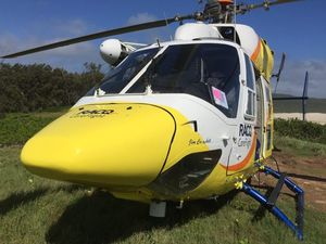 Record weekend missions for CareFlight