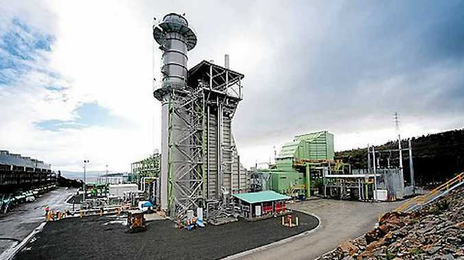 Tamar Valley Power Station has a gas fired combined cycle power plant that cost $451 million and produces 210MW per annum.