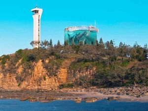 Point Cartwright water tower to take on underwater theme