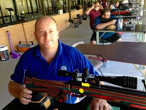 Grafton shooter has sights set on world titles