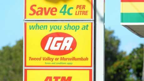 Matilda Murwillumbah fuel prices, February 23, 2016.