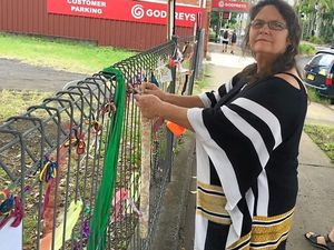 Loud Fence Lismore supports child sex abuse victims