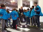 Mobile World Congress: Bot to deliver your goods?