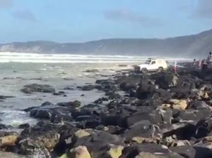 Mudlo Rock 4WD rescue