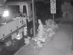 Tools stolen from a work ute in Mackay