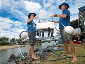 Research dives into estuaries