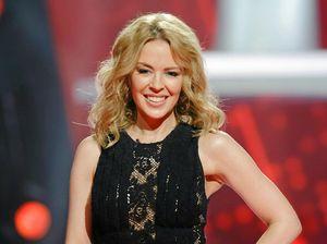 Kylie Minogue surprises Jetstar passengers in Ballina