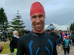 David Ogg lines up charity swim as next challenge to conquer