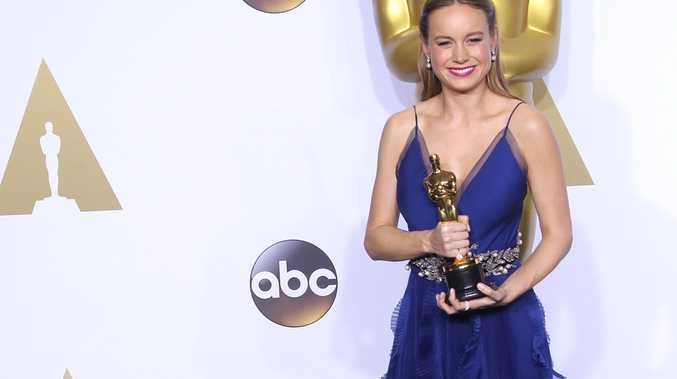 Brie Larson won Best Actress at the 2016 Academy Awards.