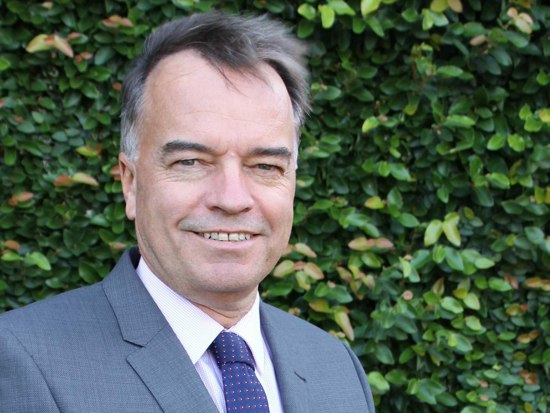 Toowoomba Chamber of Commerce board member Carl Rallings talks 457 visas.