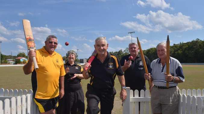 It's volunteers like John Deacon, Shirley Haag, Grant Cornford, Michael Davis and Trevor Haag who keep the Caloundra Cricket Club running.