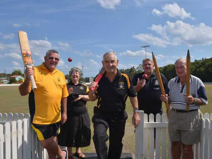 It's volunteers like John Deacon, Shirley Haag, Grant Cornford, Michael Davis and Trevor Haag who keep the Caloundra Cricket Club running.